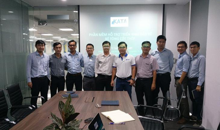 Trình bày về các tính năng phần mềm Kata tại công ty Central