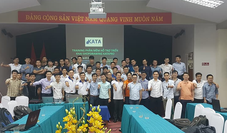 Huấn luyện phần mềm Kata tại TẬP ĐOÀN XÂY DỰNG HÒA BÌNH