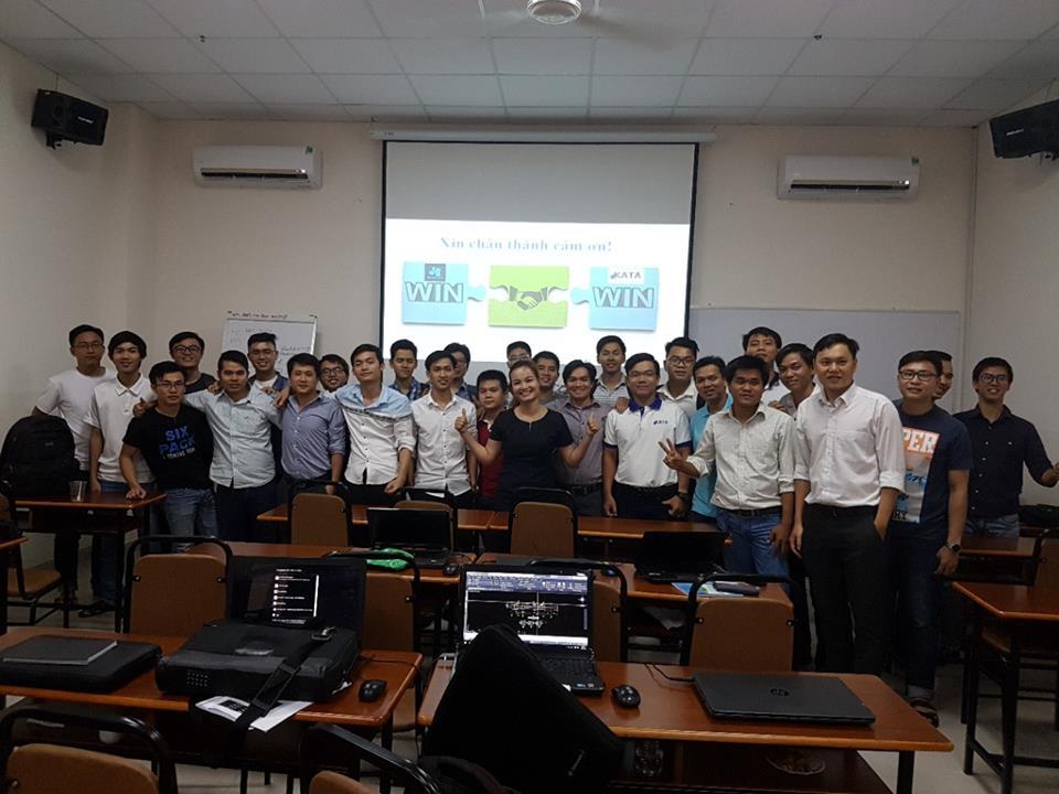 Khóa đào tạo Katapro 8.0.1 tại Tp.HCM